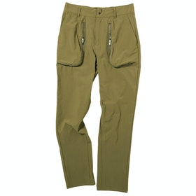 Chari & Co Nomad Cargo Pants - Khaki