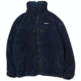 Chari & Co Safetyguard Fleece Jacket - Navy
