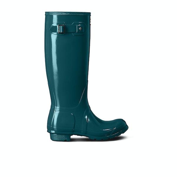 Hunter Original Tall Gloss Women's Wellington Boots