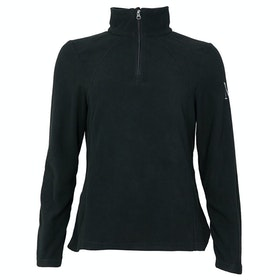 Mark Todd Half Zip Ladies Fleece - Black