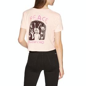 Volcom Ozzy Ss , Kortermet t-skjorte - Light Peach