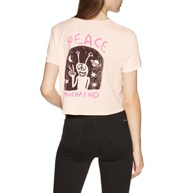 Volcom Ozzy Ss Short Sleeve T-Shirt - Light Peach