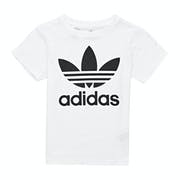 Adidas Originals Trefoil Boys Short Sleeve T-Shirt