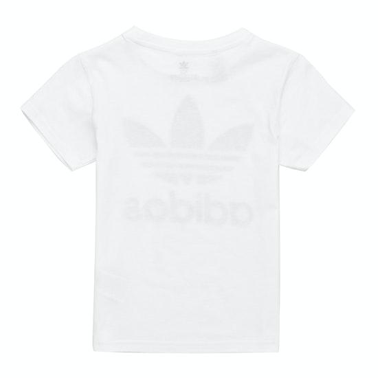 Adidas Originals Trefoil Boys Short Sleeve T-Shirt
