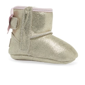 Bottes UGG Jesse Bow II Metallic Toddler - Gold