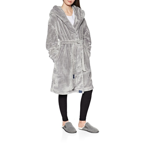 Superdry Supersoft Womens Dressing Gown