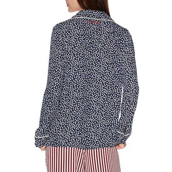 Superdry Weekender Luxe Shirt Womens Pyjamas