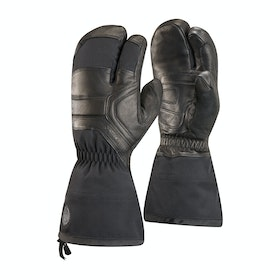 Black Diamond Guide Finger Snow Gloves - Black