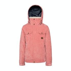Protest Samona Girls Snow Jacket - Think Pink