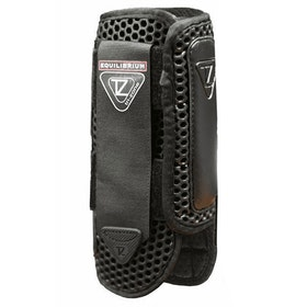 Equilibrium Tri-Zone Impact Sports Front , Cross Country-kängor - Black