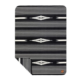 Slowtide Hayden Beach Blanket - Black