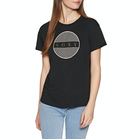 Roxy Epic Afternoon Womens Short Sleeve T-Shirt - Anthracite