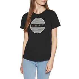 Roxy Epic Afternoon , Kortärmad T-shirt Dam - Anthracite