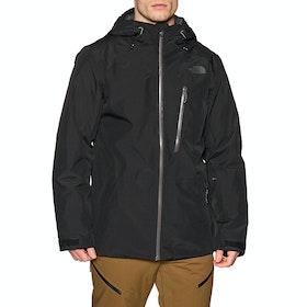 North Face Descendit Snow Jacket - Tnf Black