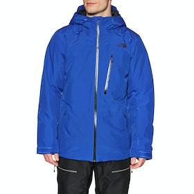 North Face Descendit Snow Jacket - Tnf Blue