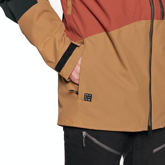 Quiksilver Travis Rice Stretch Snow Jacket