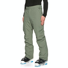 Quiksilver Estate Snow Pant - Agave Green
