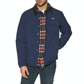 Veste Patagonia Isthmus Quilted Shirt - New Navy