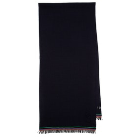 Paul Smith Dropped Scarf - Navy