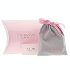 Ted Baker Sersi Solitaire Pave Bow Earrings