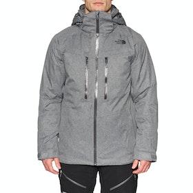 North Face Chakal Snow Jacket - Medium Grey Heather