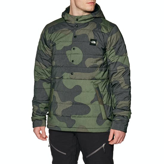 North Face Mountain Shredshirt Snow Jacket
