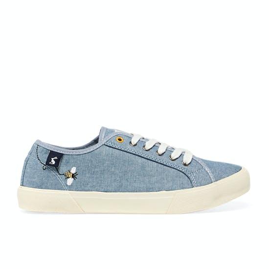 Joules Coast Pump Womens Shoes