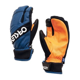 Oakley Factory Winter Trigger 2 Snow Gloves - Poseidon