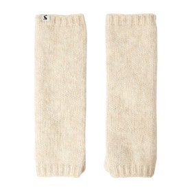 Joules Snugwell Womens Gloves - Cream