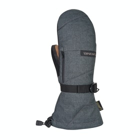 Gants de ski Dakine Leather Titan Gore-tex Mitt - Carbon