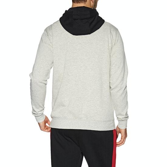 DC Rebel SL PH Half Zip Pullover Hoody