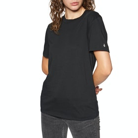 Volcom One Of Each Short Sleeve T-Shirt - Black