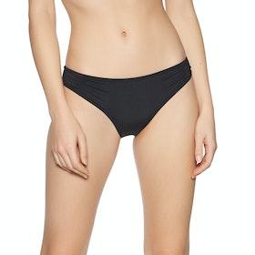 Bas de maillot de bain Femme Roxy Beach Classic Full - True Black