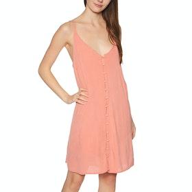 Roxy Siren Treasure Womens Dress - Terra Cotta