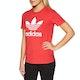 Adidas Originals Trefoil Womens Short Sleeve T-Shirt