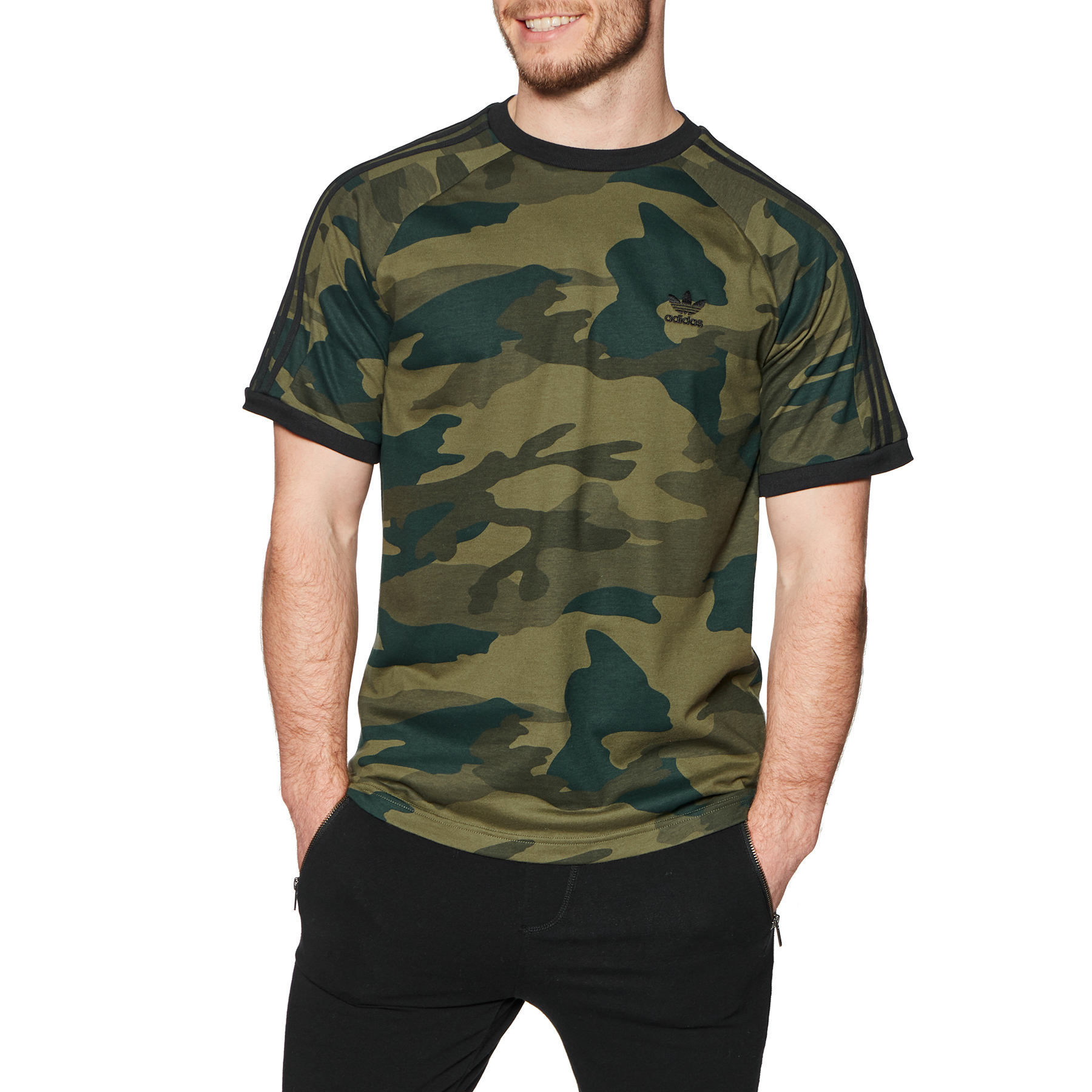 camao tee shirt adidas
