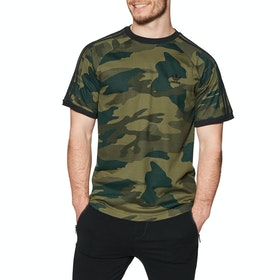 Adidas Originals Camo Cali Short Sleeve T-Shirt - Multicolor