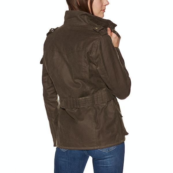 Barbour International Classic Women's Wax Jacket
