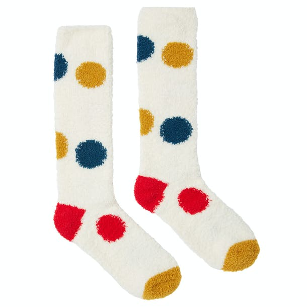 Joules Fabulously Fluffy Ladies Socks