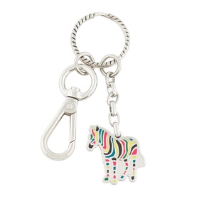 Portachiavi Paul Smith Zebra - Mutlicoloured