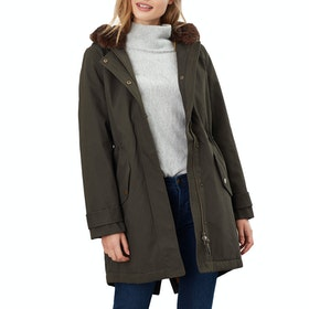 Joules Piper Womens Bunda - Heritage Green