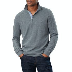 Joules Woodwell , Poloskjorte - Grey Marl