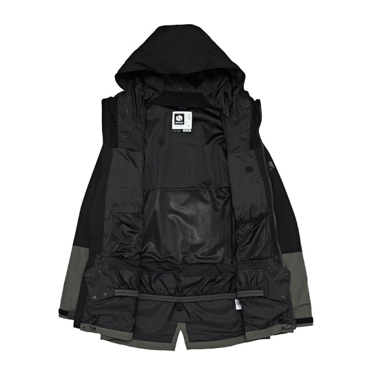 Bonfire Control Stretch Snow Jacket