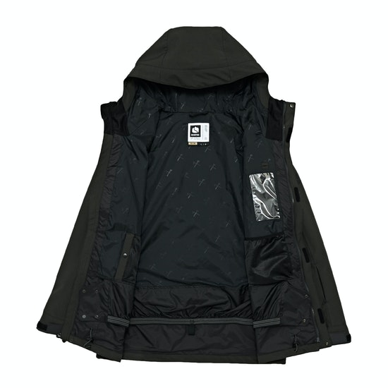 Bonfire Vector Shell Snow Jacket