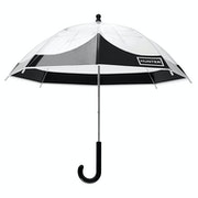 Hunter Original Kids Moustache Bubble Umbrella