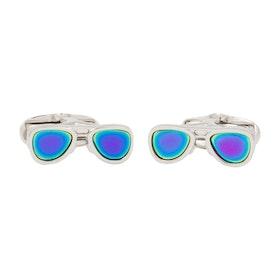 Paul Smith Sunglasses Cufflinks - White