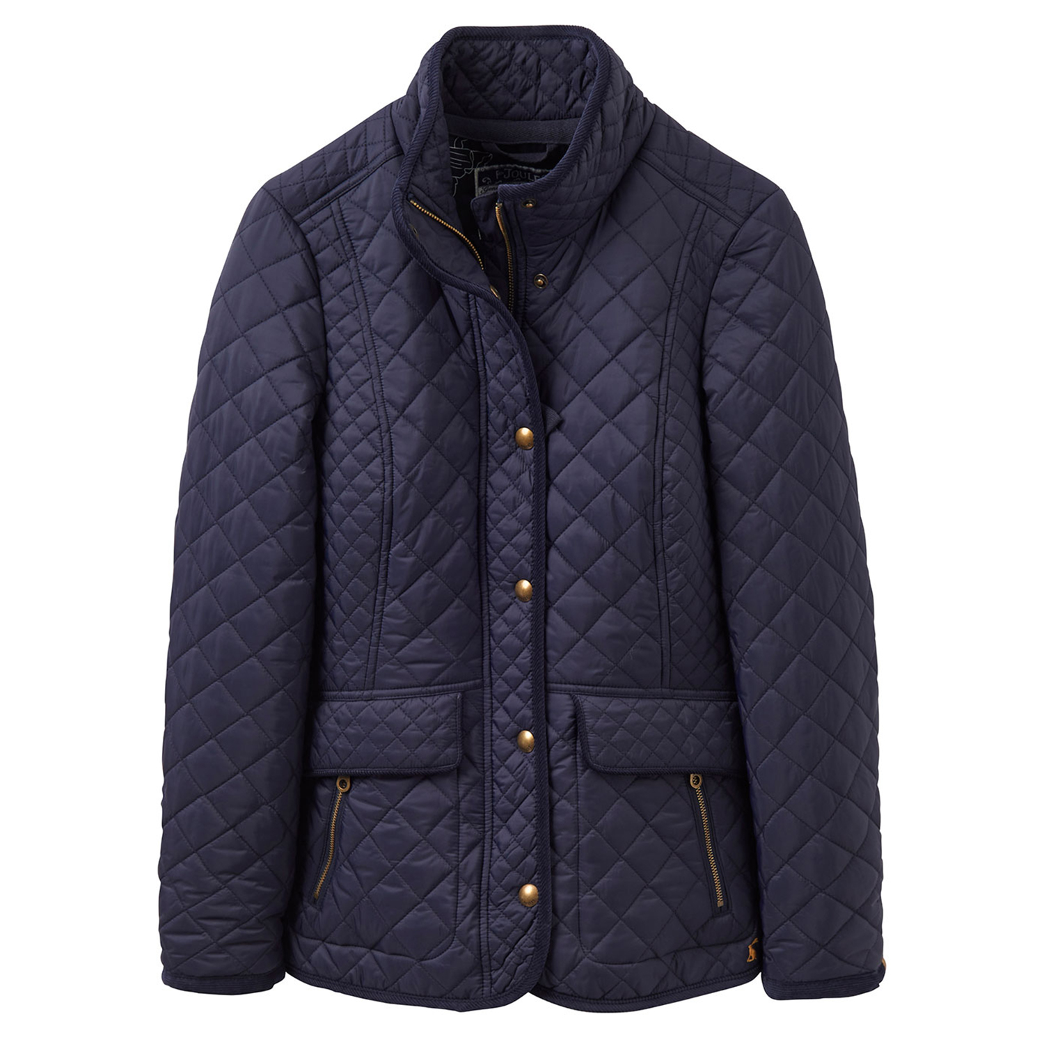Joules Newdale Quilted , Jacka Dam Marine Navy rea hos