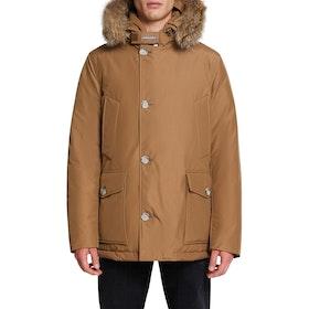 Woolrich Arctic Anorak Jacket - Alaskan Brown