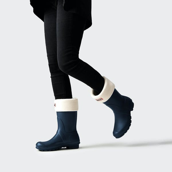 Hunter Boot Short Wellingtons Socks