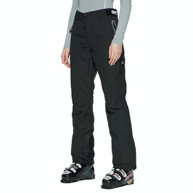 Superdry Luxe Snow Pant Womens Snow Pant - Onyx Black